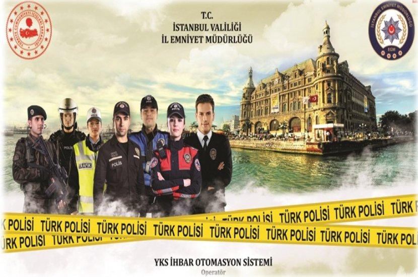 İstanbul 155 İhbar Otomasyonu ve Acil Durum Yönetim Sistemi
